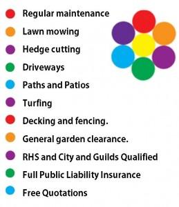 Rainbow Gardening Services: